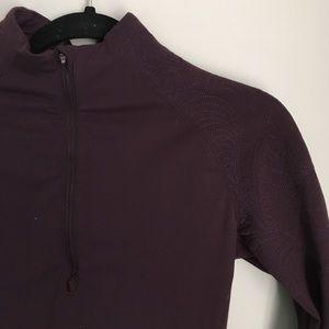 Lululemon Quarter Zip Jacket Sz 4